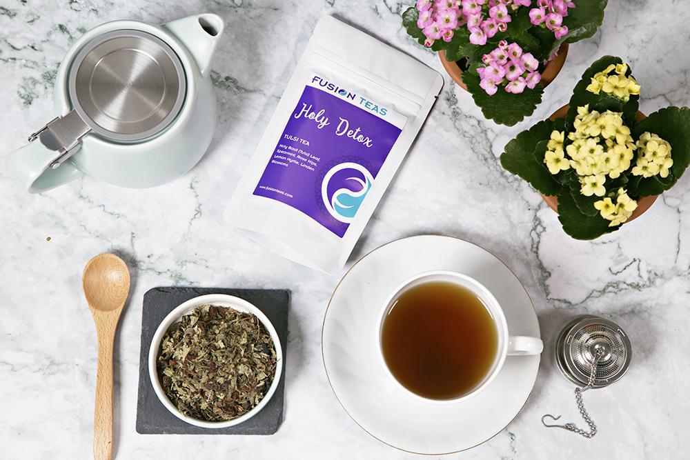 Anti Aging Teas - Tulsi Herbal Tea and More