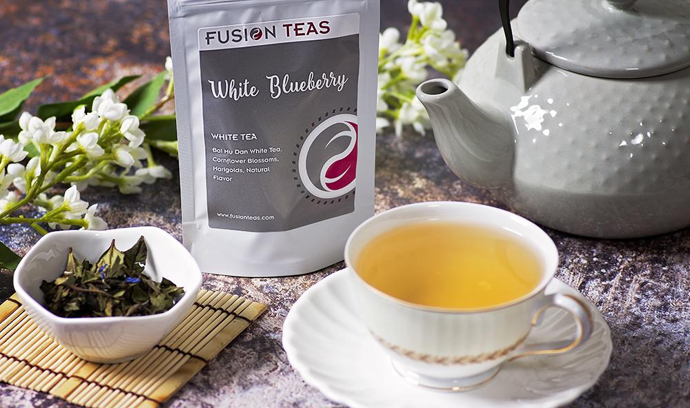 Anti Aging Teas: White Tea, Green Tea, Herbals, Rooibos, Tulsi