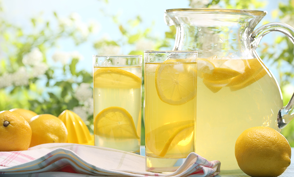 Jasmine Green Tea Lemonade Recipe