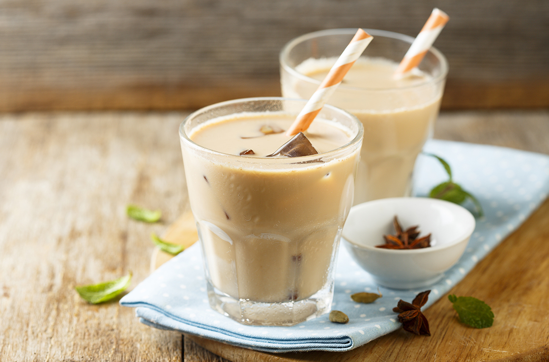 iced chai tea latte recipe