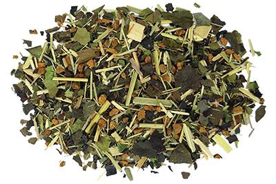 Amazon Spice Guayusa herbal tea, related to yerba mate