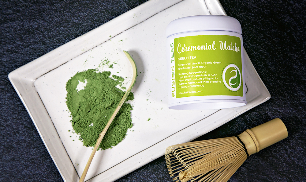 Organic Ceremonial Matcha Powdered Green Tea