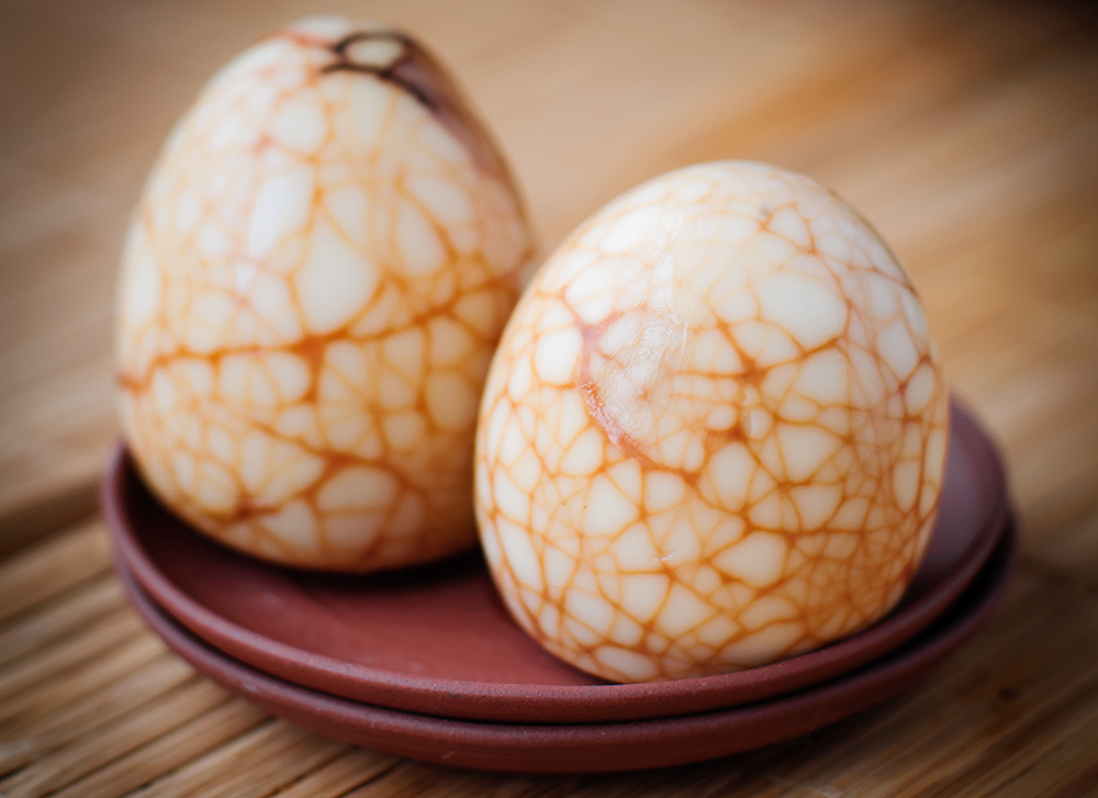 Chai tea eggs recipe