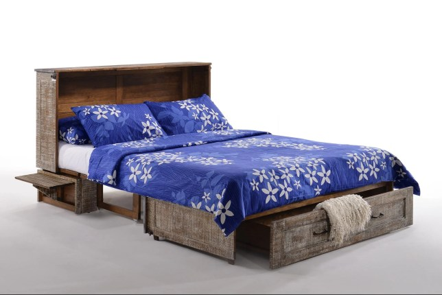 Poppy Murphy Cabinet Bed
