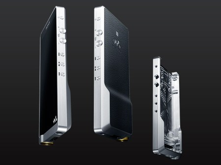 SONY NW-ZX1 Walkmanブランドの中では現在最高峰のモデル。