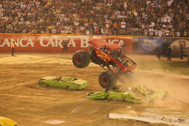 Monterrey Monster Trucks