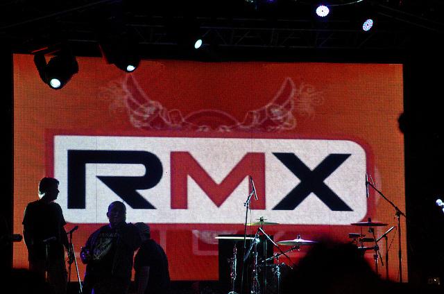 RMX 212 music festival in Guadalajara