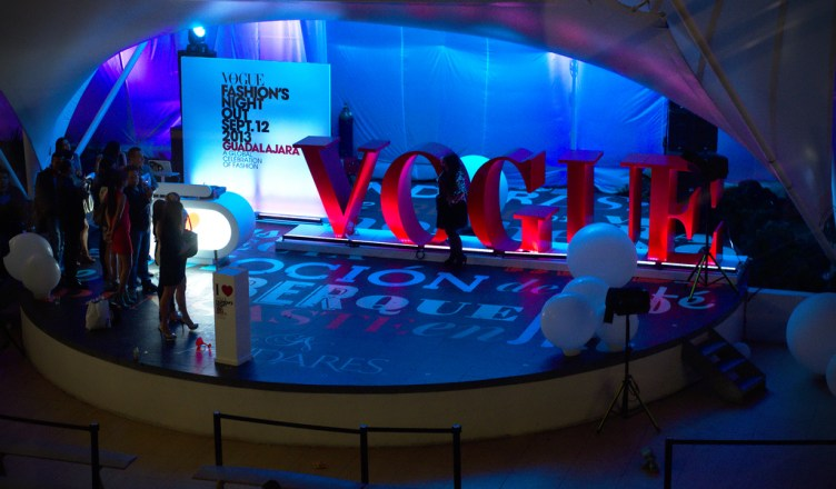 Vogue Fashion Night Out Guadalajara
