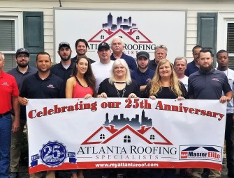 Atlanta Roofing Specialists — One of Atlanta's first GAF Master Elite® contractors — celebrates 25 years