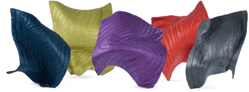 New hiking blankets from Rumpl, light in your bag, and on your wallet.
