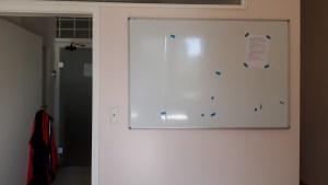 whiteboard fürs Achtsamkeitszentrum