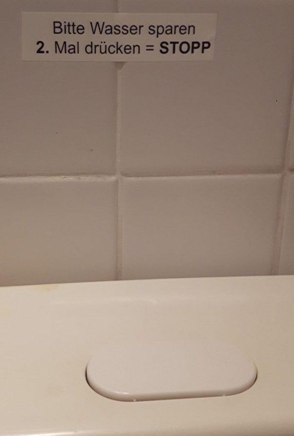 Wasser sparen im Achtsamkeitszentrum München