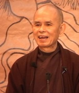 Thich Nhat Hanh am 19.06.2007