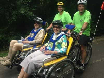 Galeneers Volunteer: Healing Rides