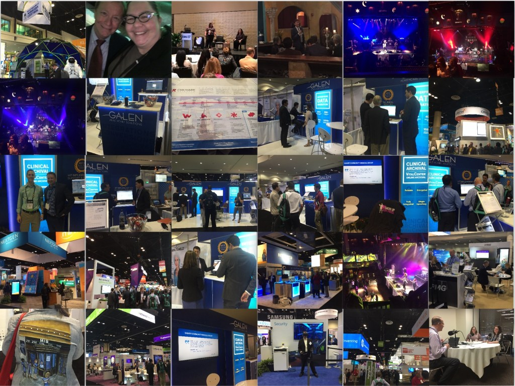 HIMSS17 Briefing: More of the Same or Something New?
