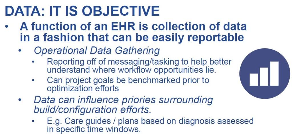 Data Objectivity EMR Optimization