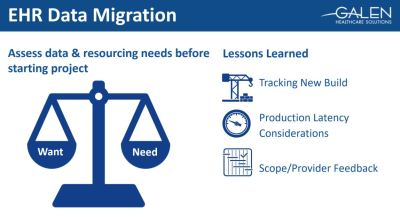 Top 3 EHR Data Migration Lessons Learned