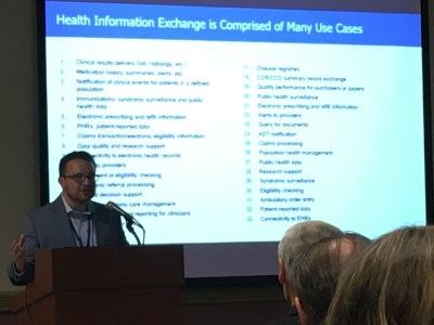 Best Practices for Connecting to the HIE and Incorporating Capabilities into EHR Workflows