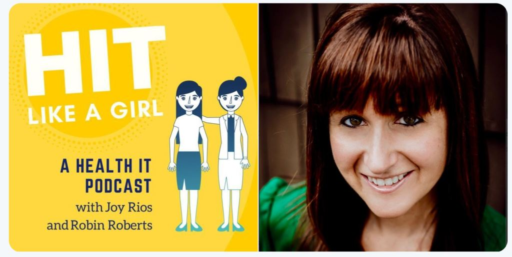 HIT Like a Girl Podcast: Kelly Del Gaudio, Principal Consultant