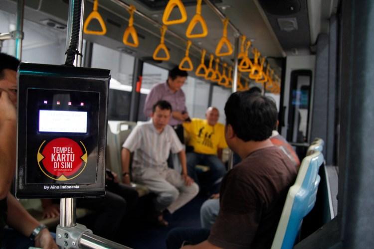Sistem BRT Bogor Karya Anak Bangsa