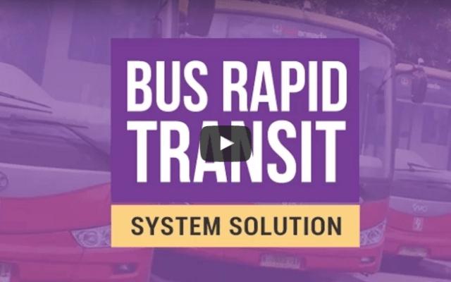 Sistem Transportasi Publik Cerdas dengan BRT System Solution