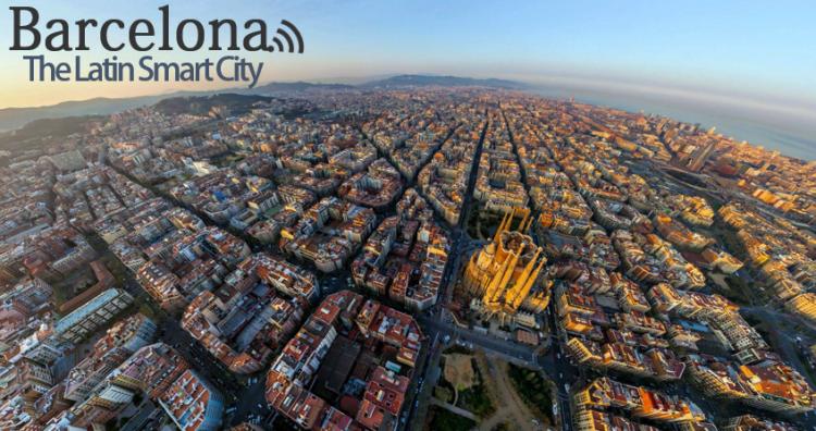 smart city dunia barcelona