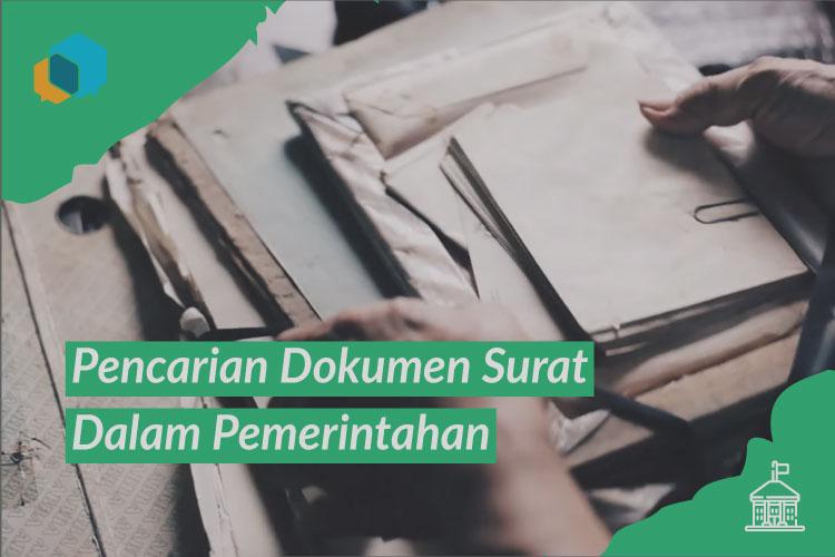 Solusi Pencarian Dokumen Surat dalam Pemerintahan dengan gtPLO