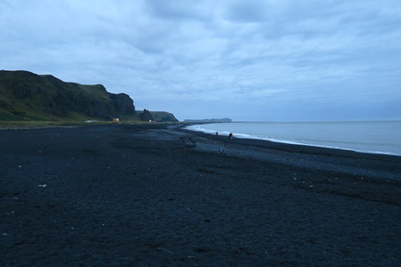 Siyah plaj