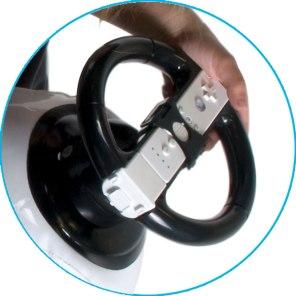 Karting Gonflable Mario Kart
