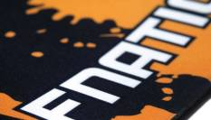 Tapis Steelseries QcK Edition limitée Fnatic