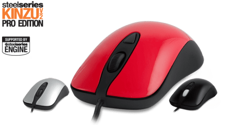 Souris SteelSeries Kinzu V2 Pro Edition