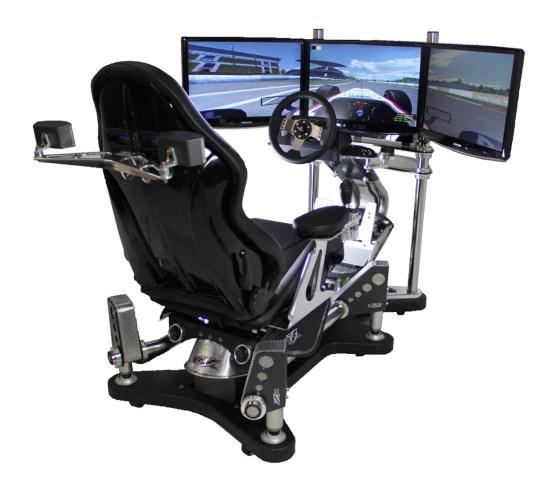 Simulateur de course VRX iMotion