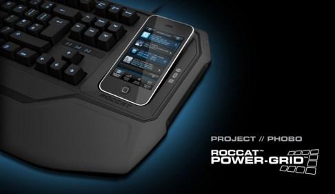 Roccat Power Grid Keyboard