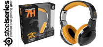 Test SteelSeries 7H Fnatic - Casque Stéréo | PC / Mac