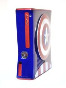 Xbox 360 Captain America