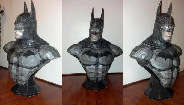papercraft-batman