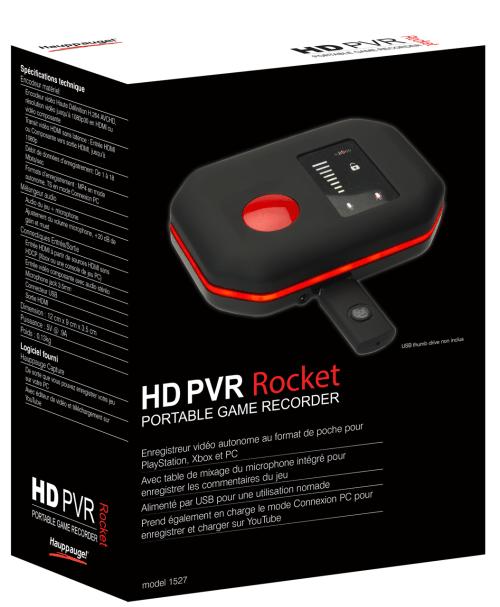 Hauppauge HD PVR Rocket