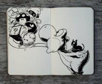 Yoshi - 365 Days of Doodles