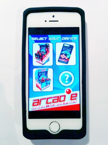 Coque Arcadie Go iPhone 5s