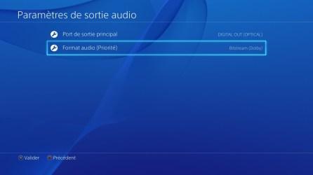Comment installer un casque sur PS4