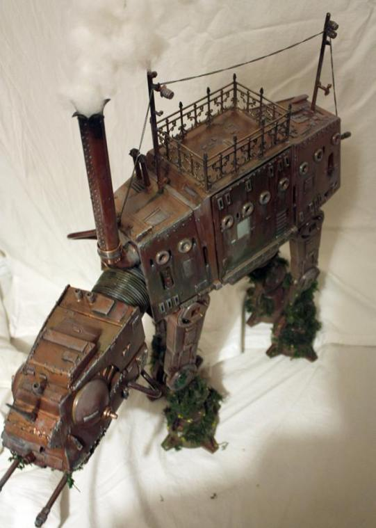 AT-AT steampunk