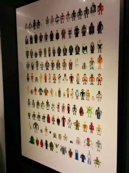 Star Wars - l'expo Contre Attaque-exposition - Galerie Sakura