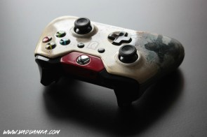 MOD manette Microsoft Xbox One - Tomb Raider