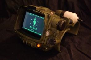 Pip Boy 3000 Mk4 - Impression 3D - Smartphone