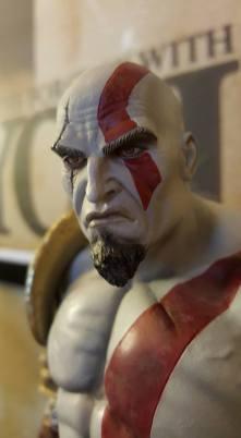 figurine Kratos - God of War - Sideshow
