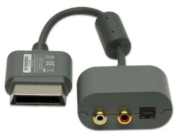 adaptateur optique xbox 360