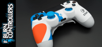"Test Burn-Controllers BC LAB PS4 ""ESWC 2016"" - Manette 