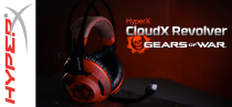 Test HyperX CloudX Revolver Gears of War 4 - Casque | Xbox One / PS4 / PC / Mobile