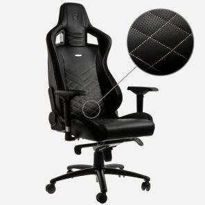 Noblechairs-Epic-noir-or