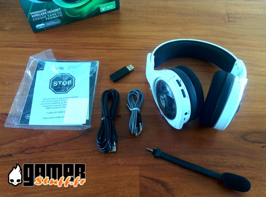 test casque PDP Afterglow AG9+ Xbox One